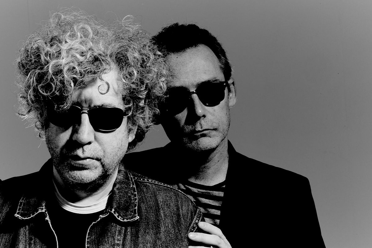 The Jesus and Mary Chain