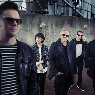 New Order Concert Tickets Seated Lower Tier Block 107 O2 Arena 06 Nov 2021 GTX24909
