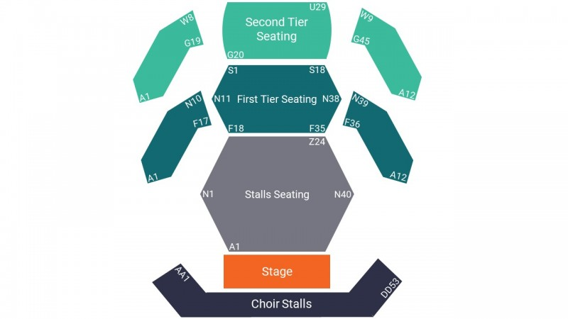 Jack Savoretti Concert Tickets Seated Stalls Nottingham Royal Concert Hall 03 Apr 2022 GTX27482