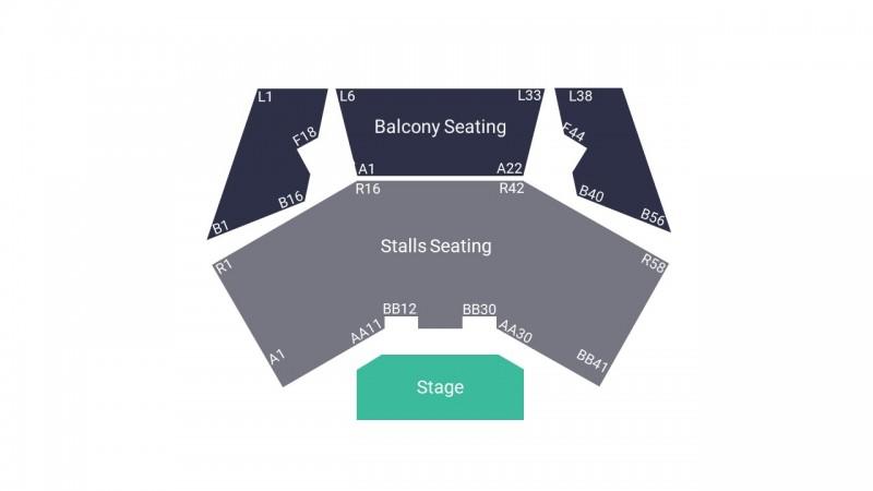 Joe Lycett Comedy Tickets Seated Stalls York Barbican 03 Apr 2022 GTX28033