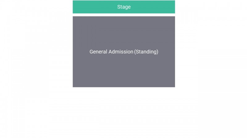 Fletcher Concert Tickets Standing General Admission O2 Academy Liverpool 13 May 2022 GTX29123