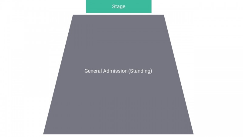Elder Island Concert Tickets Standing General Admission Oval Space 02 Nov 2021 GTX21389