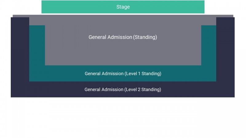 Wolf Alice Concert Tickets Standing General Admission O2 Academy Bristol 31 Jan 2022 GTX27737