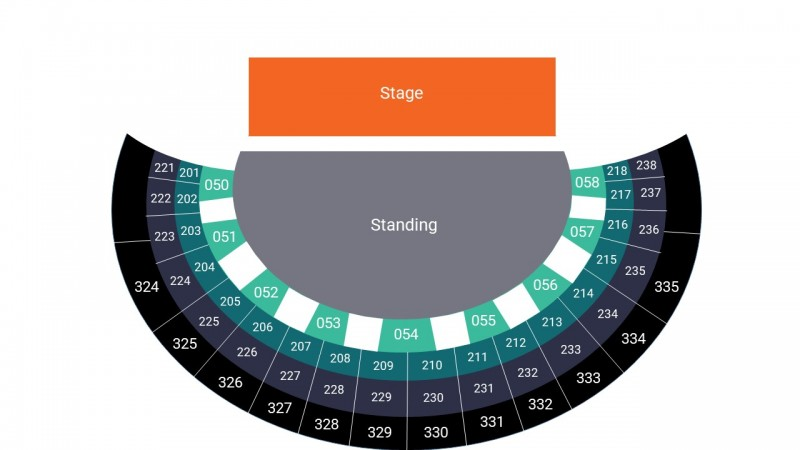 Royal Blood Concert Tickets Standing General Admission SSE Hydro Glasgow Arena 03 Apr 2022 GTX26931