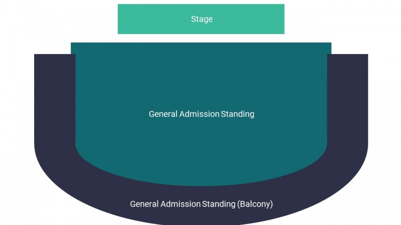Wolf Alice Concert Tickets Standing Stalls O2 Academy Sheffield 14 Jan 2022 GTX25823