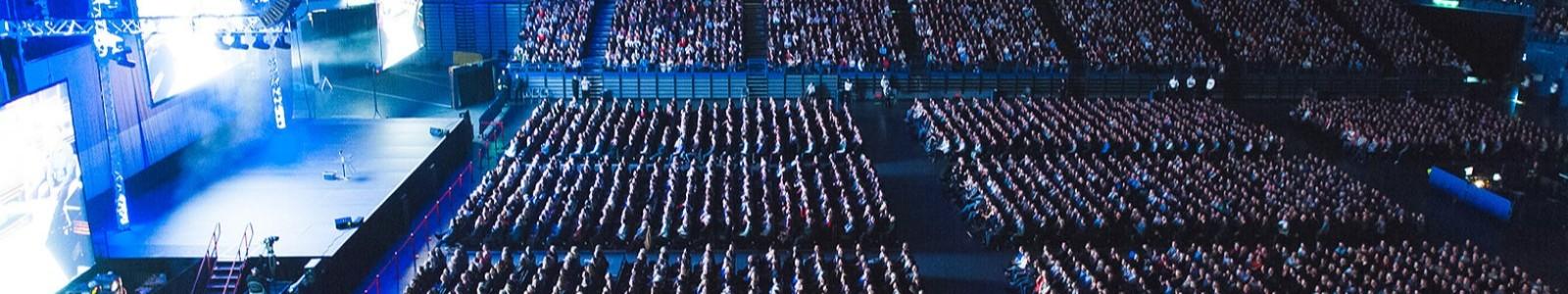 Resorts World Arena Birmingham