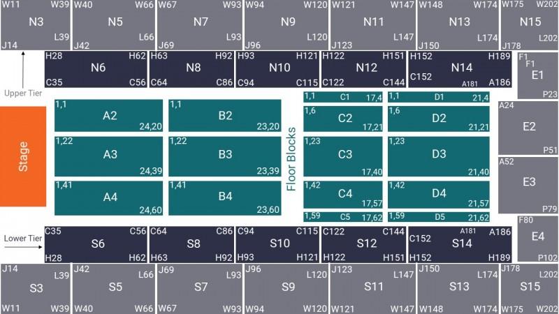 James Blunt Concert Tickets Seated Floor Block A3 Wembley Arena 05 Feb 2022 GTX29131