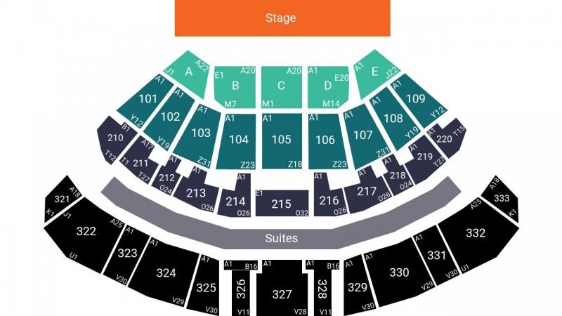 Joe Lycett Comedy Tickets Seated Floor Block D First Direct Arena Leeds 14 Sep 2022 GTX28041
