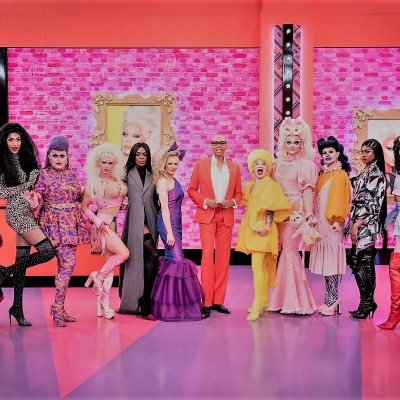 RuPauls Drag Race UK Theatre Tickets Seated Front Stalls Sheffield City Hall 14 Feb 2022 GTX28979