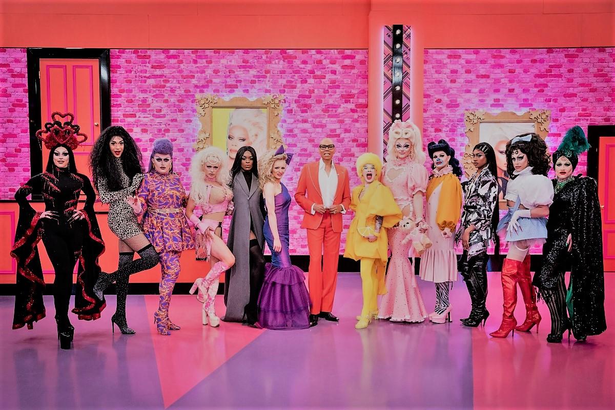 RuPauls Drag Race UK