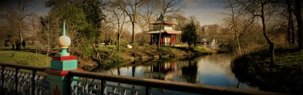 Victoria Park London