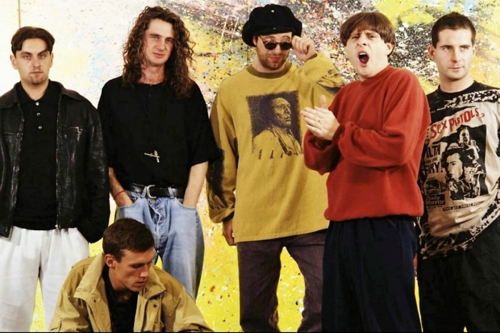 Back In The Day – Gig 2 – Happy Mondays – April 7th 1990