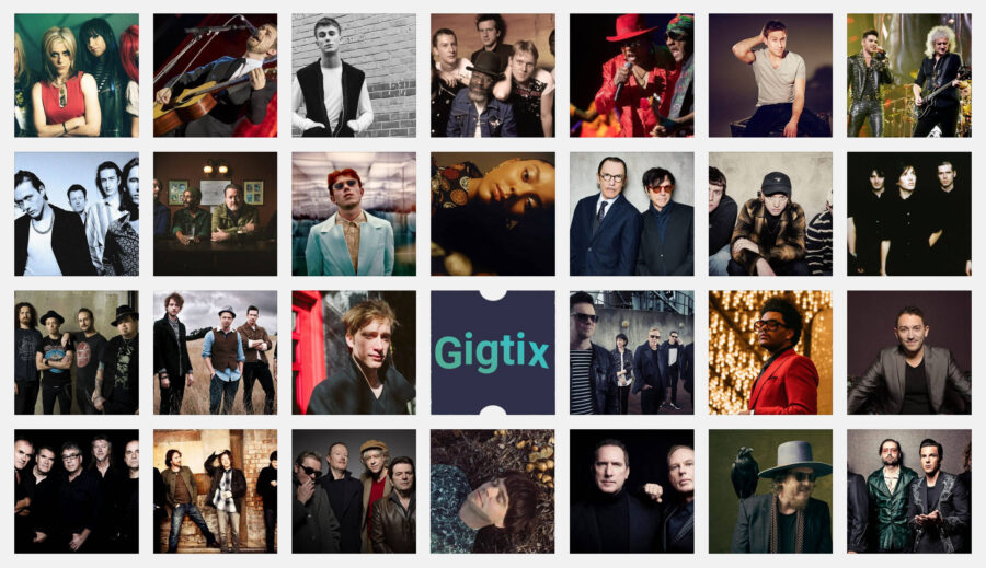 Gigtix news, events and tickets