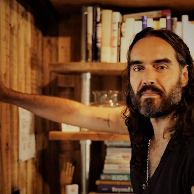 Russell Brand Comedy Tickets Seated Front Stalls Cliffs Pavilion 06 Dec 2021 GTX27634
