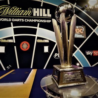 PDC World Darts Championship Sports Tickets Seated Table T12 Alexandra Palace Great Hall 29 Dec 2021 GTX29438