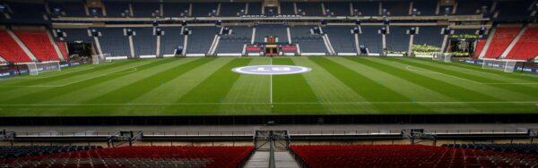 Hampden Park Stadium